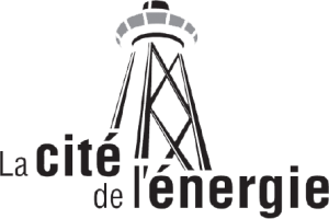 La cité de l'énergie Logo